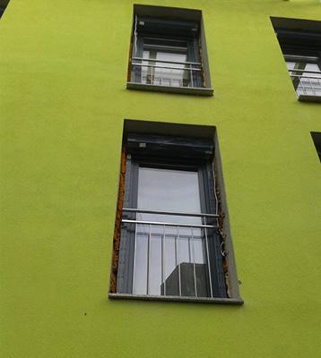 Metallbau Fenstergitter