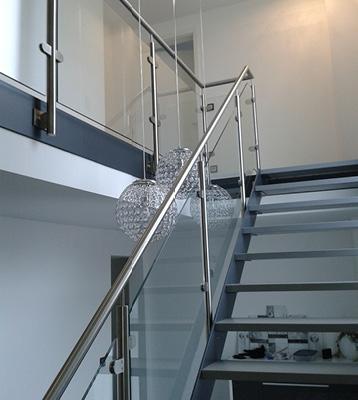 Metallbau Treppen & Geländer